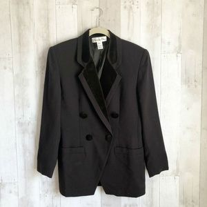 [Christian Dior] Vintage Double Breasted Blazer
